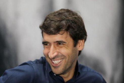 Raul Gonzalez Bahagia Jadi Pelatih Real Madrid Castilla