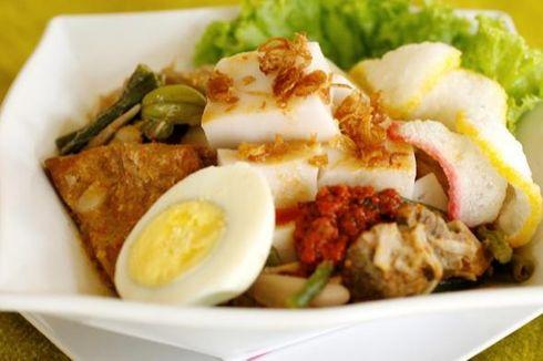 Menu Sarapan Orang Indonesia Didominasi Karbohidrat
