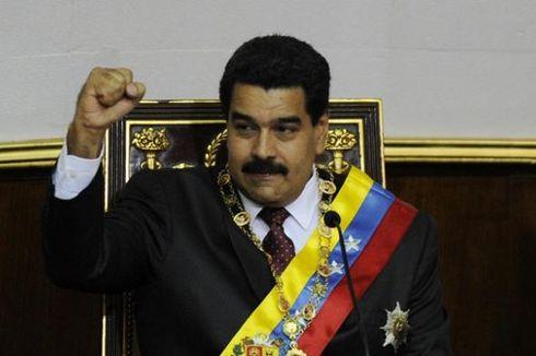Nicolas Maduro Kembali Menangi Pemilu Presiden Venezuela