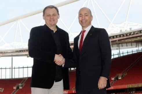 CEO Arsenal Mundur dan Pindah ke AC Milan