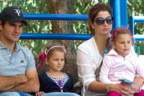Saran Istri Bikin Federer Batalkan Niat Pensiun