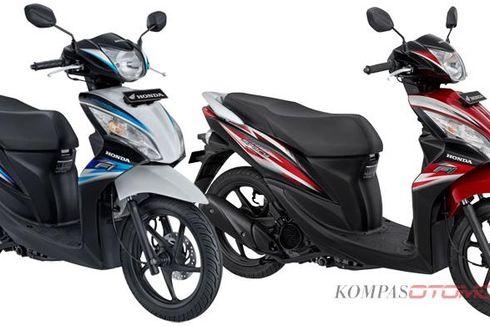 Honda Jamin Suku Cadang Spacy Aman 7 Tahun