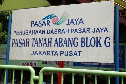SK Gubernur DKI untuk Revitalisasi Pasar Blok G Telah Terbit