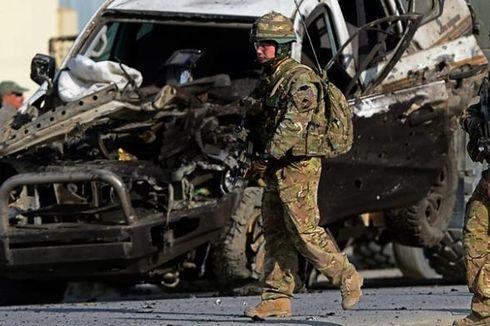 Pentagon: AS Tidak Akan Menarik Pasukan Secara Sepihak dari Afghanistan