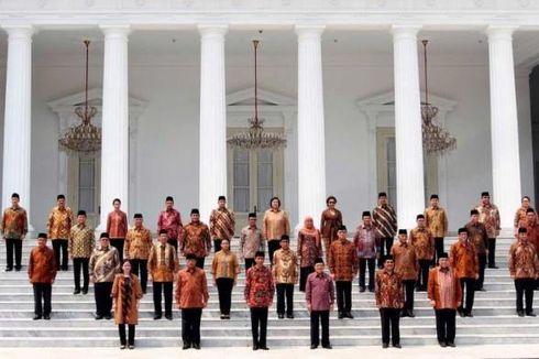 Sesuai UU Pemilu, Jokowi Tak Wajibkan Mundur Menteri yang Ingin Nyaleg