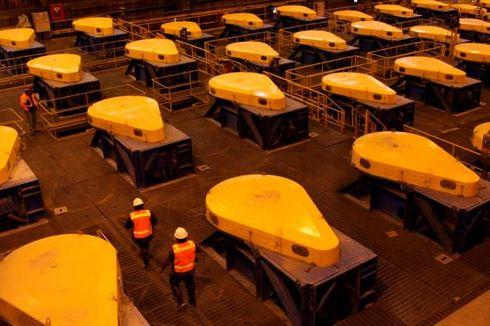 Valuasi Divestasi 51 Persen Saham Freeport di Atas 3 Miliar Dollar AS