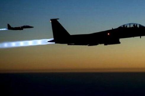 Jet Siluman dan Pesawat Pengebom AS Latihan Bersama Jet F-15K Korsel
