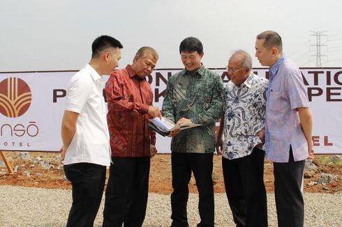 Jaringan Pipa Gas Dibangun di Kawasan Industri MM2100