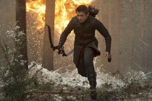 Hilang dari Poster Avengers: Infinity War, Kemana Hawkeye?