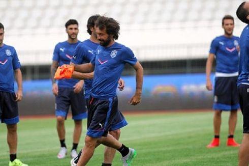 Saran Pirlo agar Timnas Italia Bangkit dari Keterpurukan