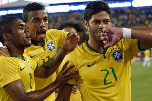 Bintang Brasil, Hulk, Buka Peluang Main di Indonesia