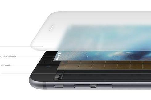 Fitur 3D Touch Bakal Absen di iPhone 9?