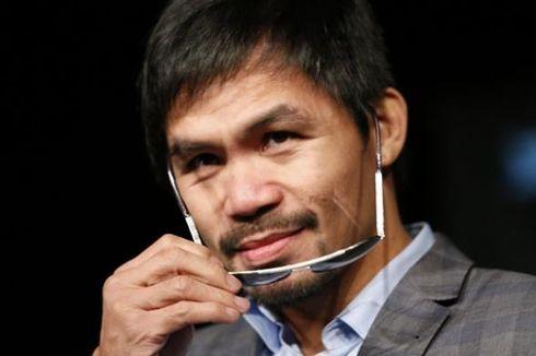 Manny Pacquiao Belum Berencana Jadi Presiden Filipina