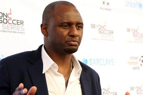 Patrick Vieira Jadi Kandidat Pelatih Baru Newcastle United