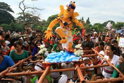 Rangkaian Kegiatan Ini Dilakukan Saat Nyepi di Bali