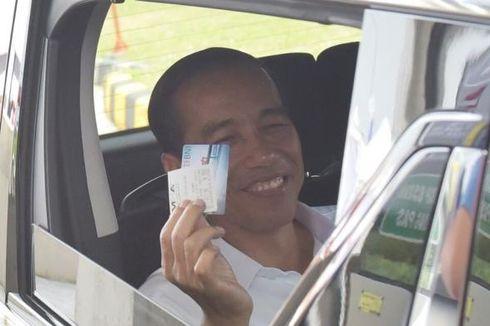 Juni dan Lebaran 2017, Penggunaan Uang Elektronik di Jalan Tol Naik