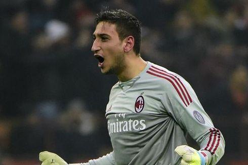 AC Milan Gagal ke Liga Champions, Donnarumma Bisa Hengkang Musim Depan