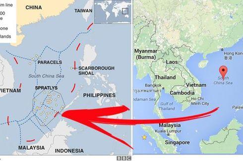 China Beraktivitas di Wilayah Sengketa, Filipina Beri Nota Diplomatik