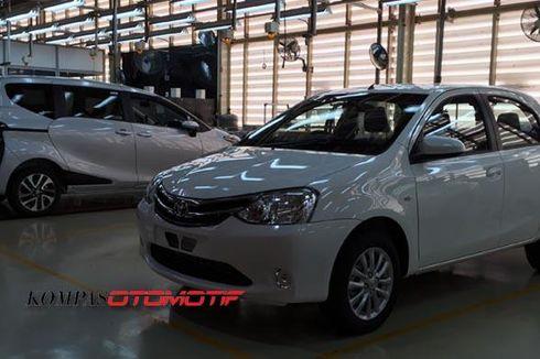 Etios Kandas, Toyota Andalkan Agya dan Yaris
