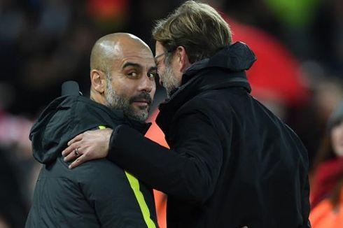 Sosok Klopp dan Guardiola di Balik Persaingan Liverpool Vs Man City