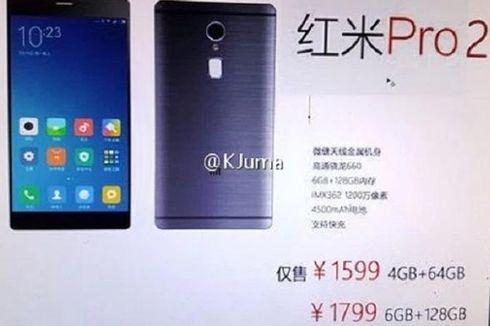 Redmi Pro 2 Batal, Xiaomi X1 Jadi Gantinya?