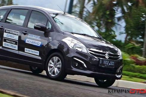 Suzuki Pastikan Ertiga Diesel Tetap Dijual