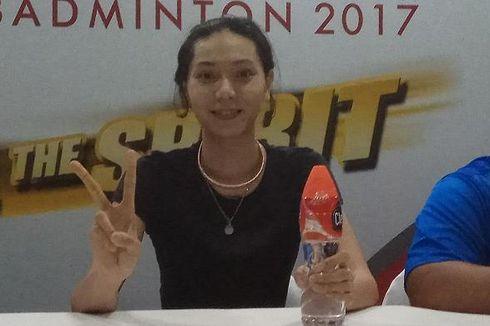 Jelang Debut di BWF World Tour Finals, Gloria Tak Ingin Terbebani