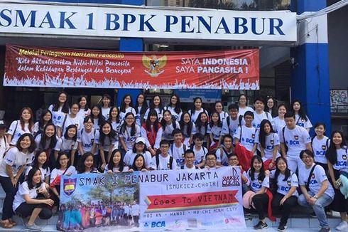 Persembahan BPK PENABUR  Jakarta  untuk Indonesia
