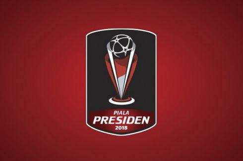 Jadwal Siaran Langsung Akhir Pekan, Final Piala Presiden 2018