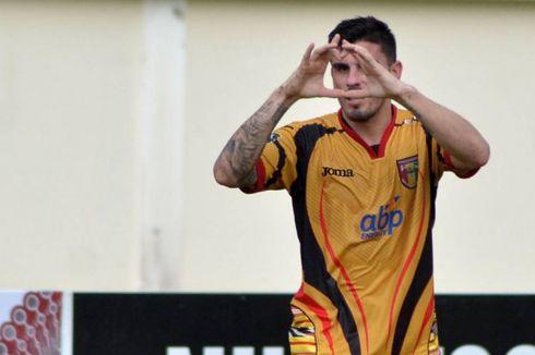 Ungkapan Mantan Striker Sevilla yang Borong Gol Mitra Kukar