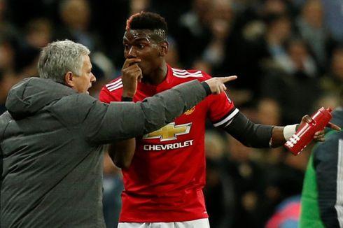 Mourinho Enggan Bahas Keputusan Mencadangkan Pogba Saat Lawan Sevilla