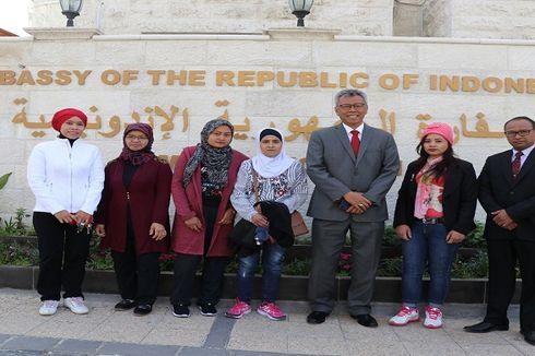 Empat Pekerja Migran Bermasalah Berhasil Dipulangkan dari Yordania