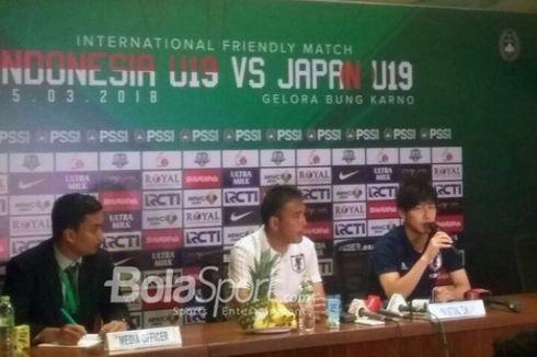 Kalahkan Timnas U-19 Indonesia, Pelatih Timnas Jepang Kecewa