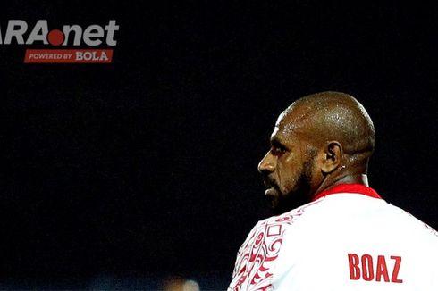 Persipura Berharap Boaz dan Salampessy Bisa Tampil di Markas Arema FC