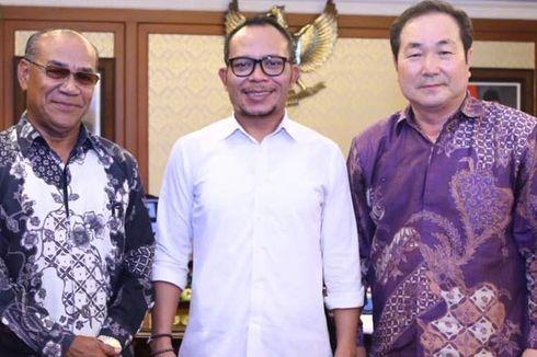 Menaker Dukung UNAS Dirikan Cyber University di Indonesia