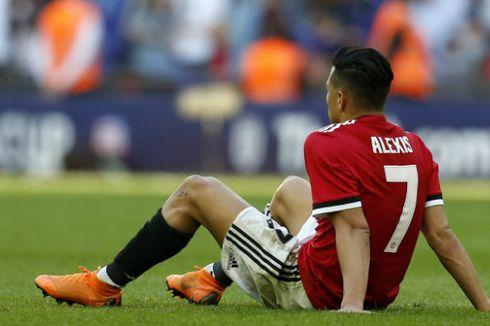 Alexis Sanchez Akui Sulit Beradaptasi di Manchester United