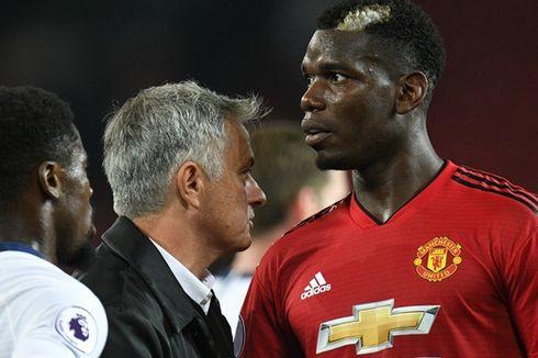 Copot Ban Kapten Pogba, Mourinho Sebut Tak Ada Masalah