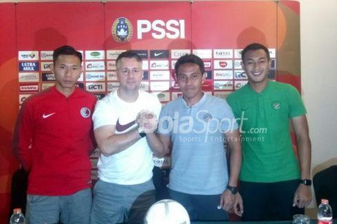 Pendapat Pelatih Hong Kong soal Timnas Indonesia dan Thailand