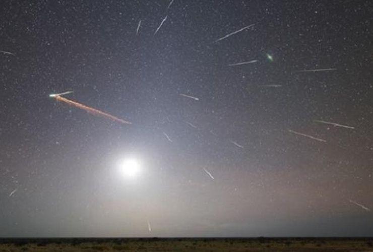 Debu Komet Halley Terbakar dan Bakal Terlihat dari Indonesia, Saksikan
