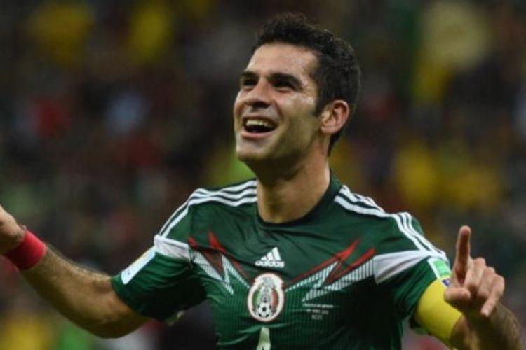 Bek tim nasional Meksiko, Rafael Marquez.
