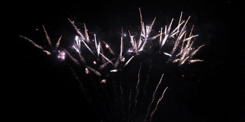 Ilustrasi kembang api