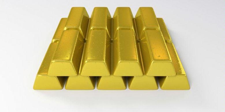 Bank Sentral Jerman Sukses Tarik 53780 Batang Emas Dari As Dan