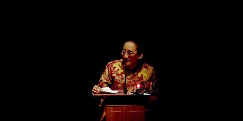 Hakim Konstitusi Maria Farida Indrati