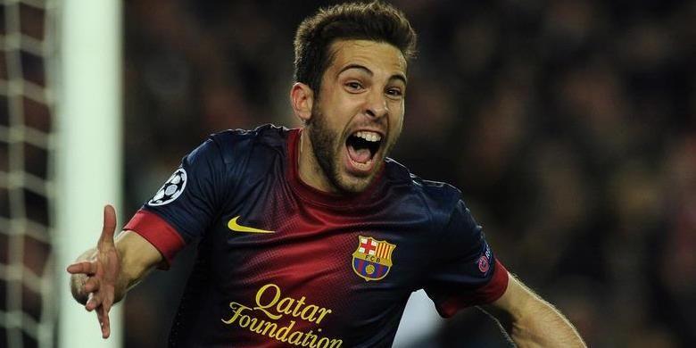 Bek Barcelona, Jordi Alba.