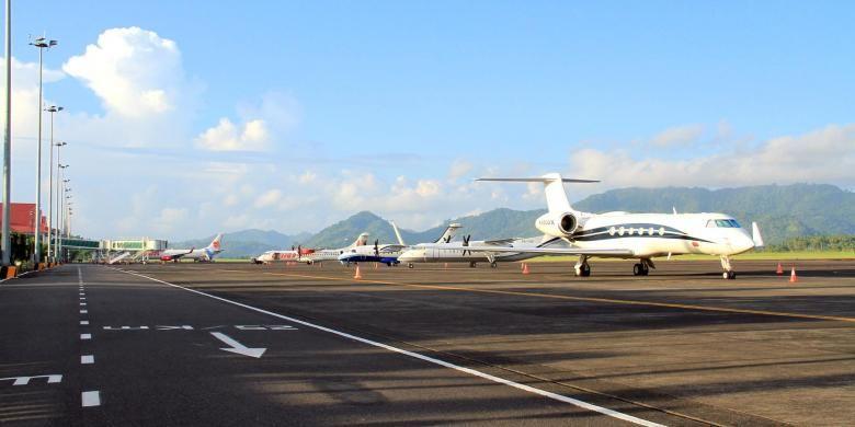 Dukung Destinasi Prioritas, Kapasitas Bandara Sam Ratulangi Diperbesar