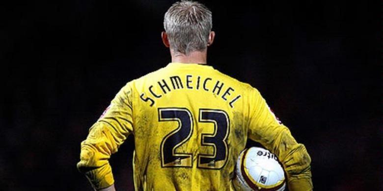 Kasper Schmeichel.