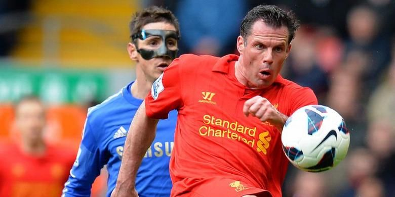 Bek Liverpool, Jamie Carragher.