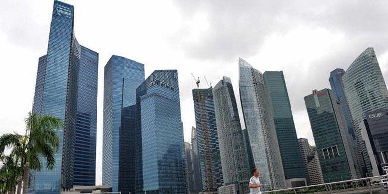 Marina Bay Financial Centre Office resmi dibuka kembali pada awal pekan ini, sekaligus menguatkan tahbis Singapura sebagai pusat bisnis dan keuangan global.