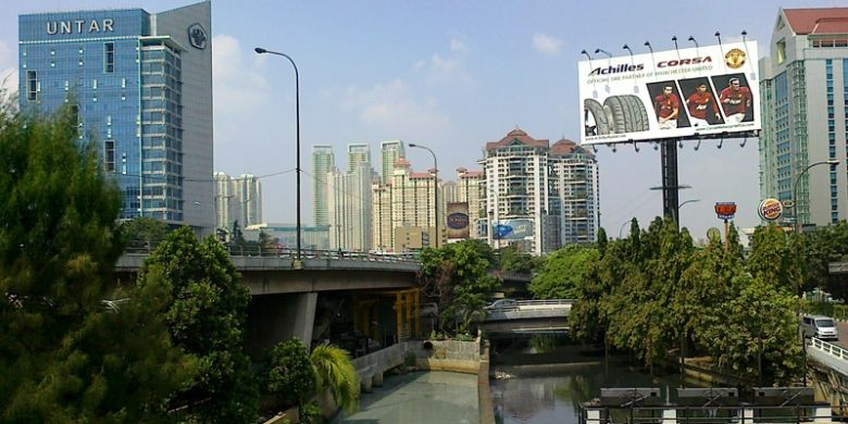 Jakarta tidak akan menjadi kota modern dan beradab bila sifat destruktif warganya tidak diakomodasi dengan baik.