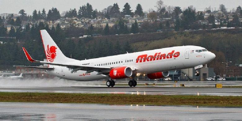 Pesawat Malindo Air